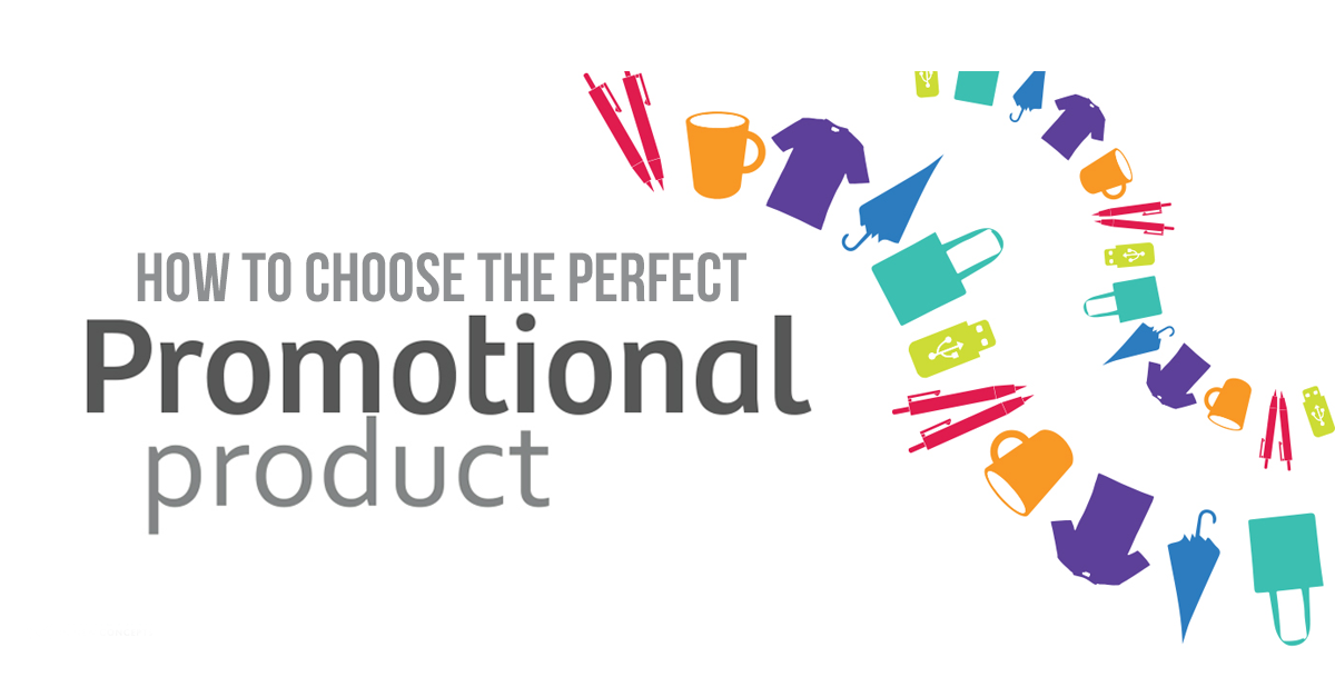 How to Choose the Perfect Promotional Product for Your Business