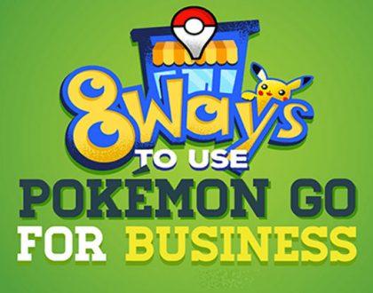 8 Ways to Use Pokémon Go for Your Business