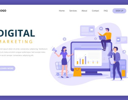 https://www.freepik.com/free-vector/digital-marketing-landing-page_3947126.htm