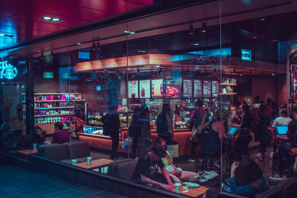 Photo by kevin laminto on Unsplash Starbucks brand