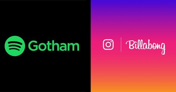 Visual Designer Replaces Wordmarks In Famous Logos With The Fonts They Use