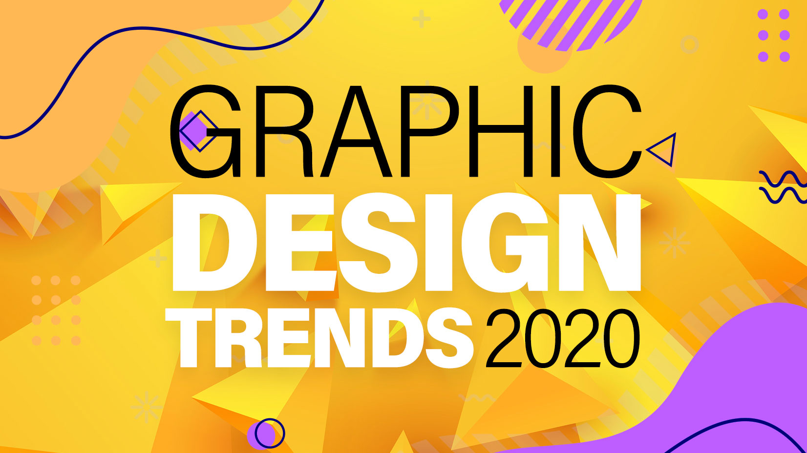 Graphic Design Trends 2020 - Breaking The Rules