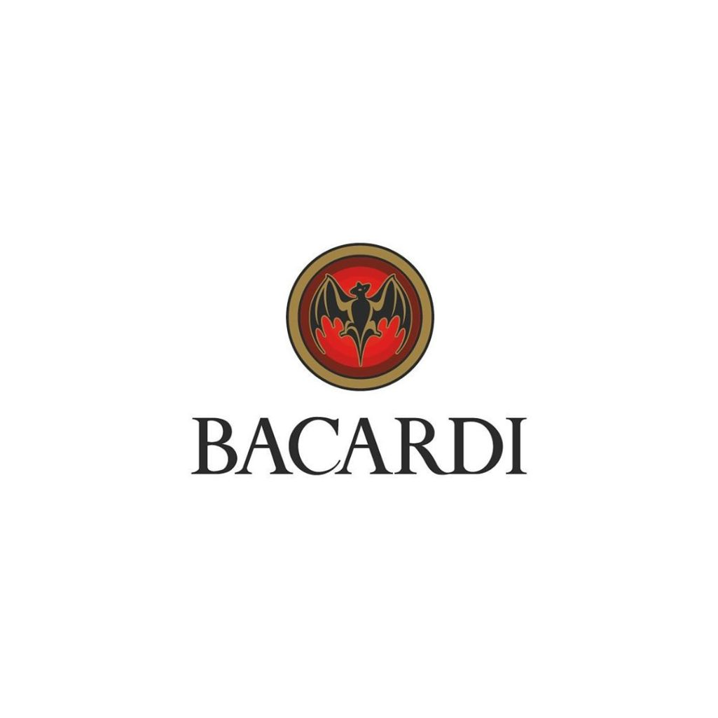 Fonts of Famous Logos - Bacardi