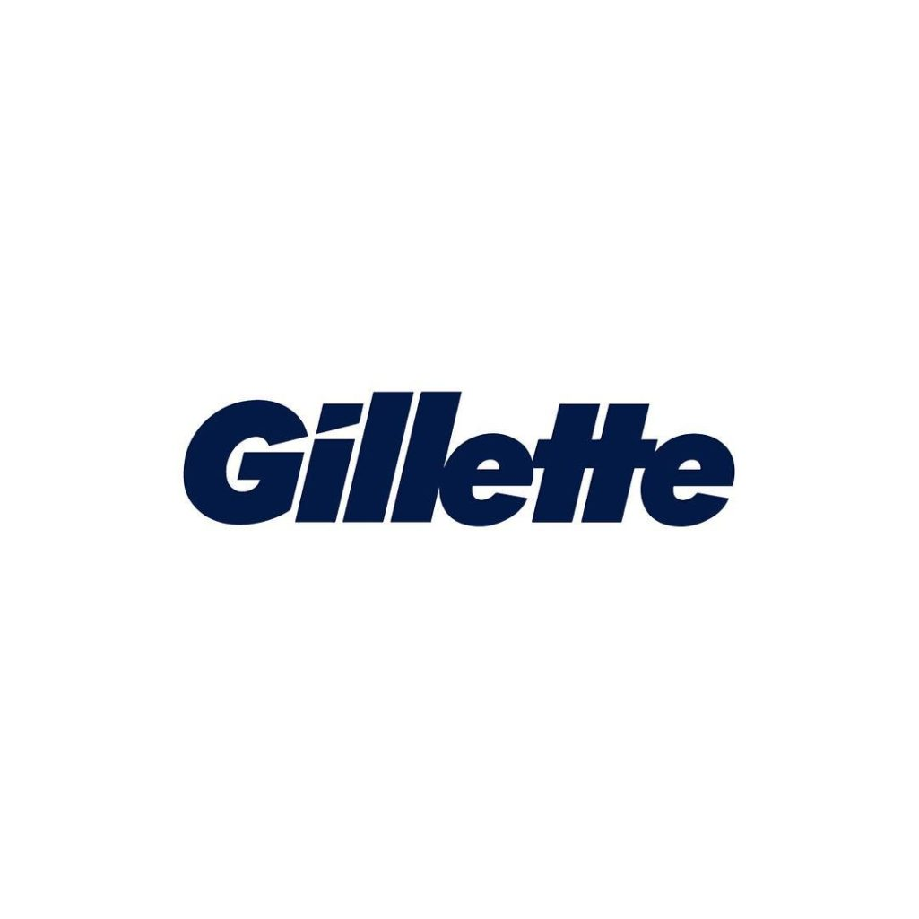 Fonts of Famous Logos - Gillette