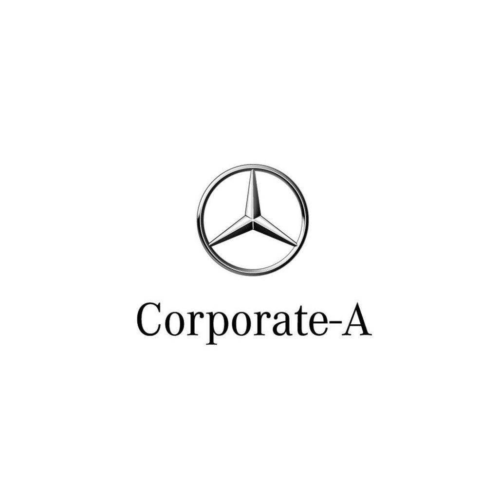 Fonts of Famous Logos - Mercedes-Benz