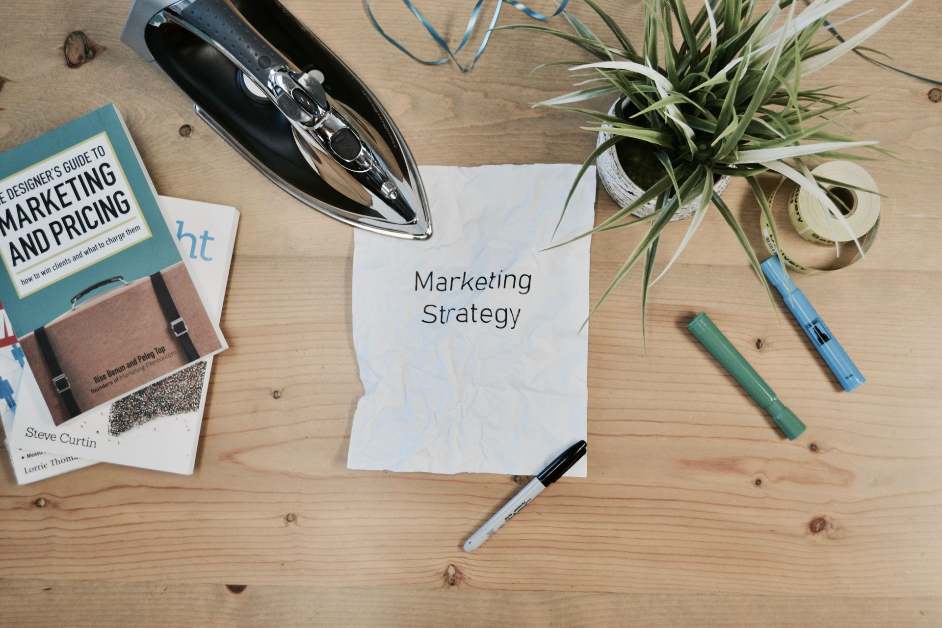 How to Create a Marketing Strategy for Your Startup